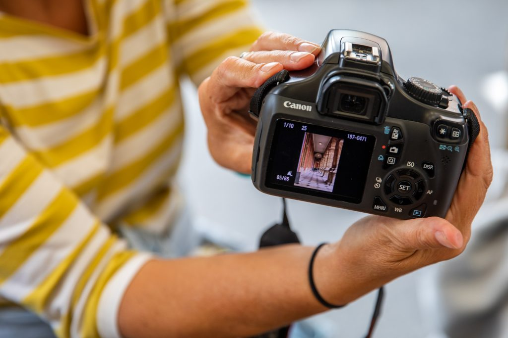 photography courses in Bracknell
