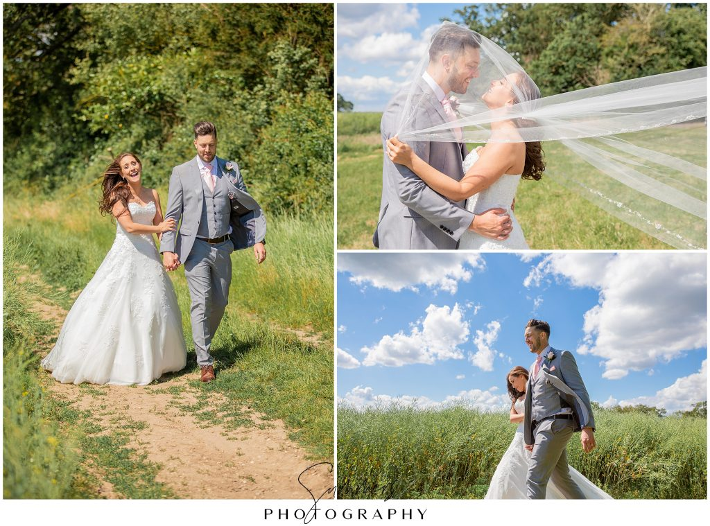 Berkshire Wedding Photographer Trunkwell House Hotel