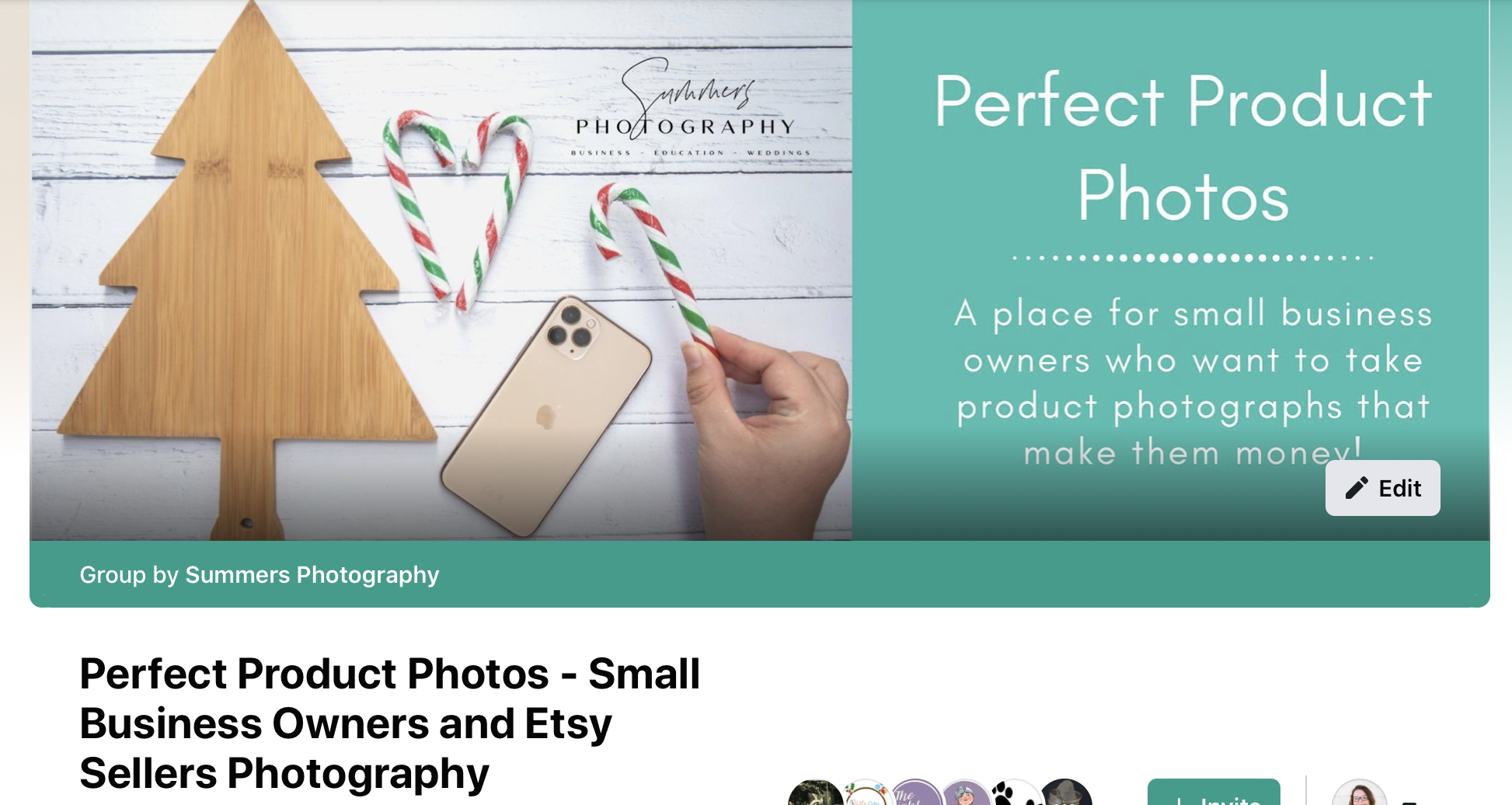 Photography Courses Facebook Group Perfect Product Photos