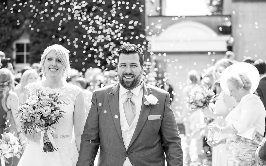 Northbrook Park Wedding Photographer: Alison and Chris