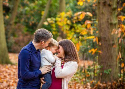 Family portrait photographer Berkshire