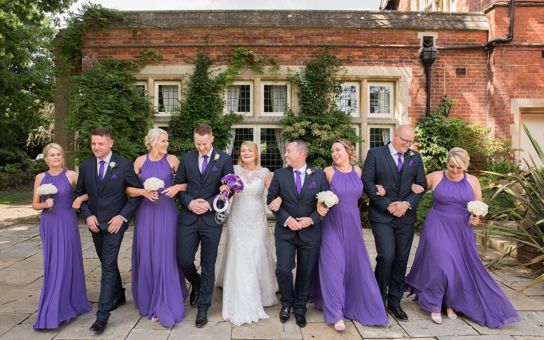 Cantley House Hotel Wedding Photographer: Andy and Catherine