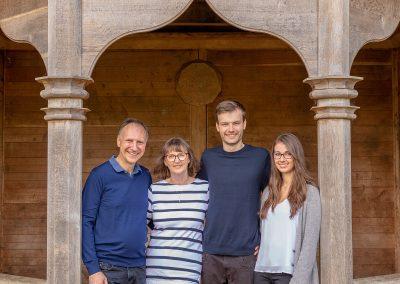 Family portrait photographer Surrey