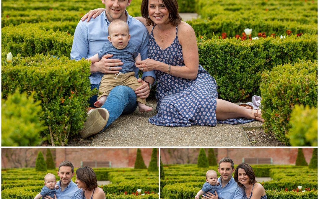 Bracknell Family Photographer South Hill Park Session