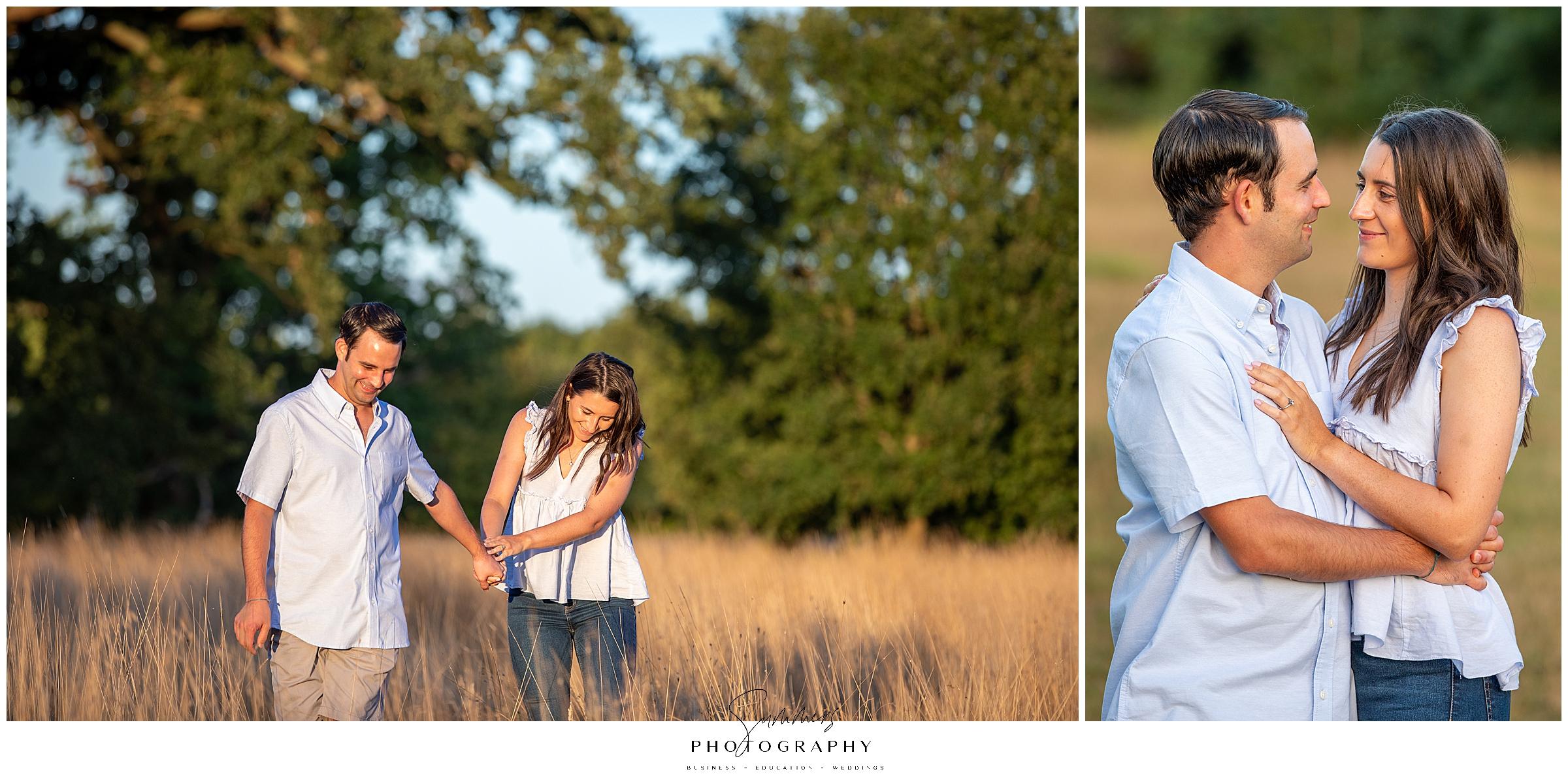 Berkshire wedding photographer Cantley House Hotel Engagement