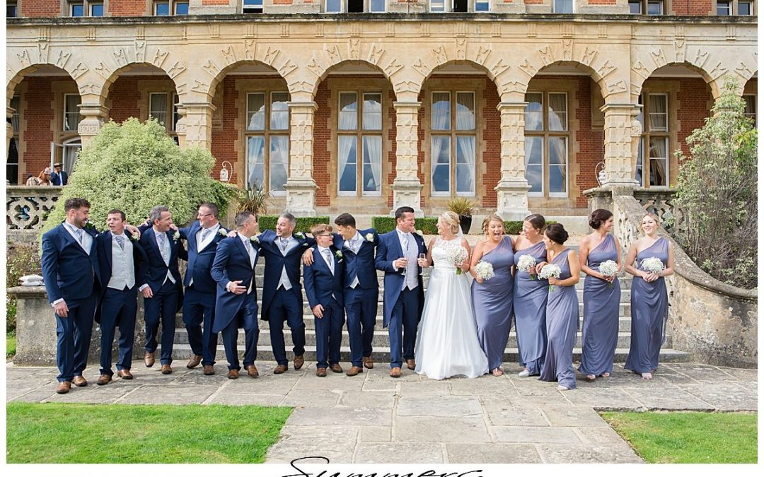 easthampstead park wedding photographer