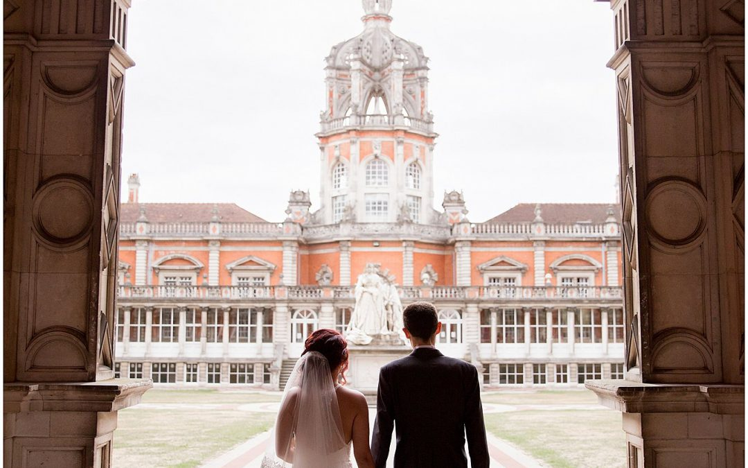 royal Holloway wedding photographer