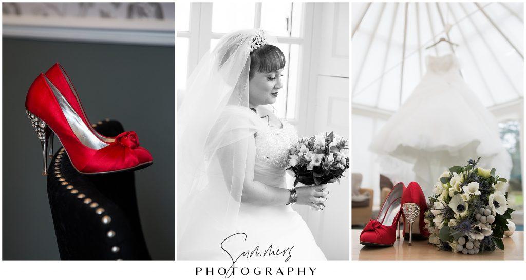 Berkshire Wedding Photographer Warbrook House