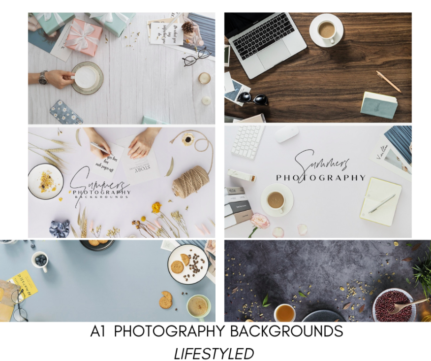 5 Ways to Use Our Photography Backgrounds