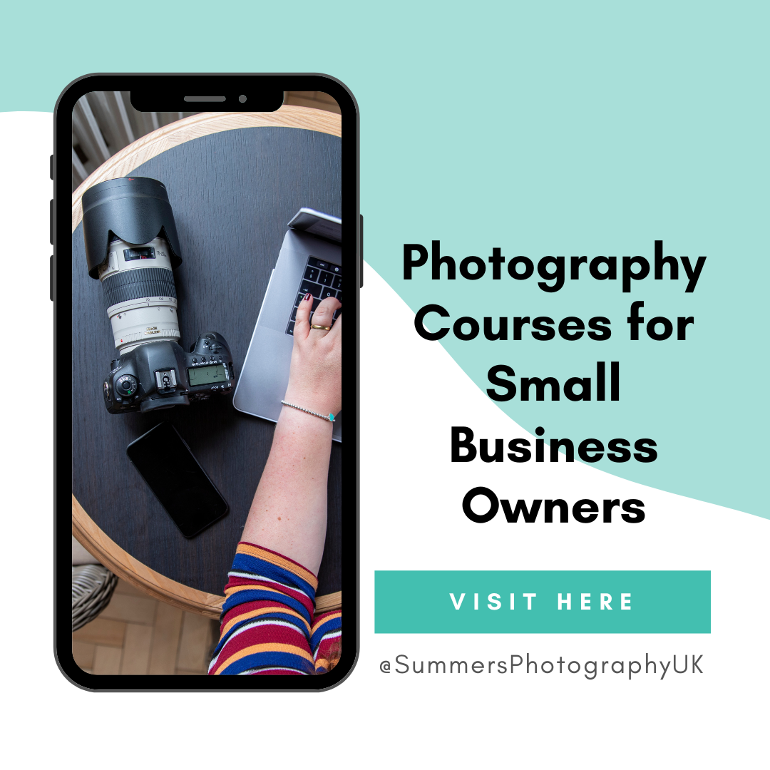 Photography courses for small business owners