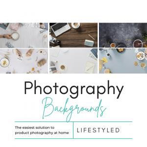 Lifestyled Photography Background Set